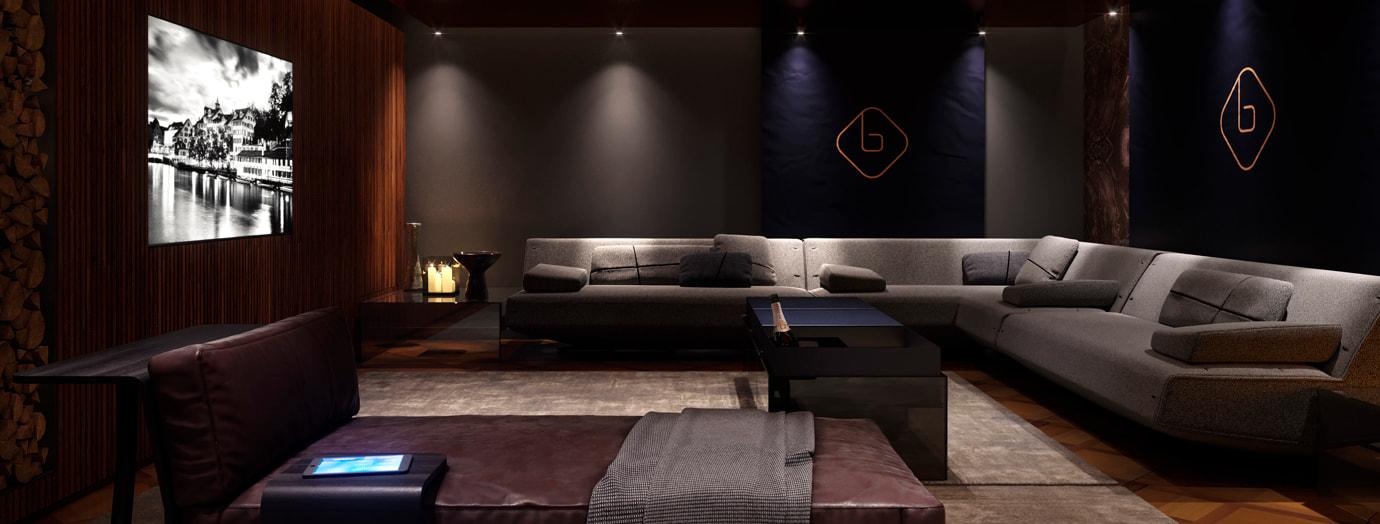 Serviced Apartments - Le Bijou