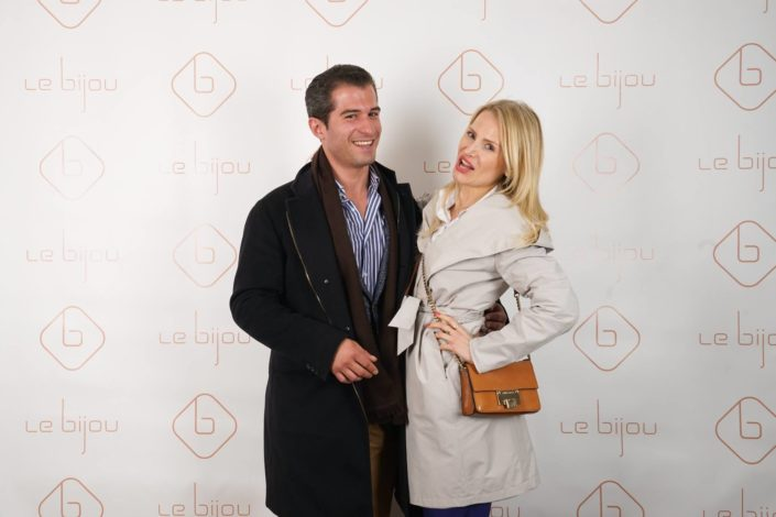 Le Bijou Investors Night Photo Wall - The Hotel REINVENTED