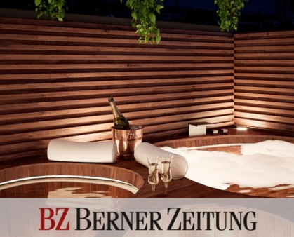 Le Bijou in the Berner Zeitung: Second Life for Luxury Apartments