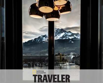 National Geographic Traveler - Le Bijou - a destination of a lifetime
