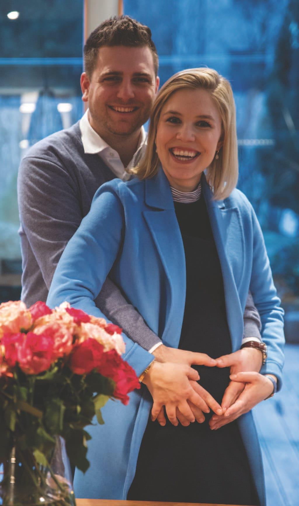 Madeleine Fallegger & Alexander Hübner, Swiss Entrepreneurs Magazin