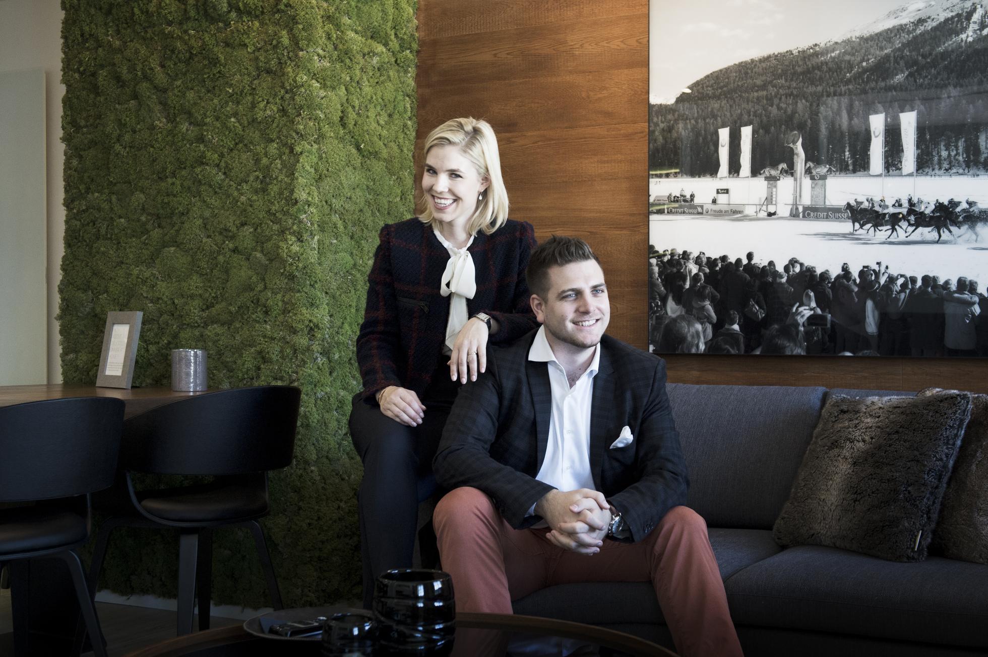 Madeleine Fallegger und Alexander Hübner, Le Bijou