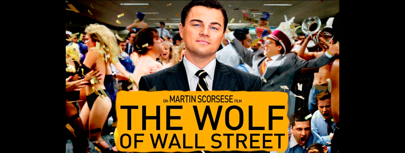 The real Wolf of Wallstreet - The Hotel REINVENTED
